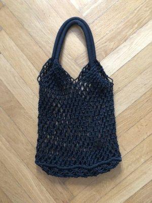 Hallhuber basic Canvas Bag black
