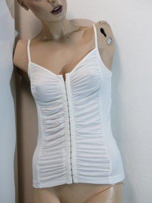 Häkchen Verschluss Hemdchen, Gr. 32 bis 36