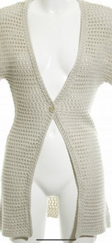 Mexx Cardigan all'uncinetto crema