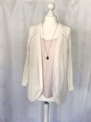 H&M Szydełkowany sweter Wielokolorowy