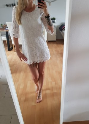 Vestito da spiaggia bianco