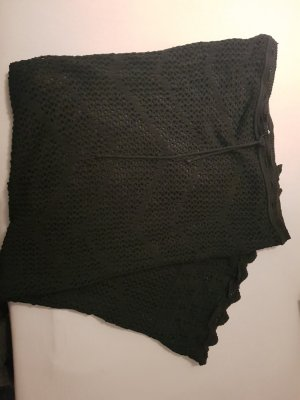 Unbekannte Marke Gonna di lana nero