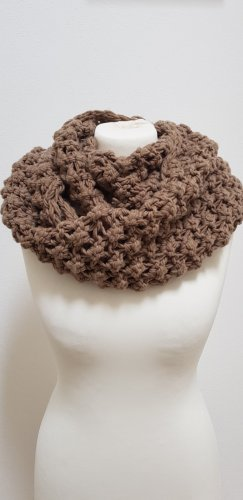 Zero Knitted Scarf multicolored