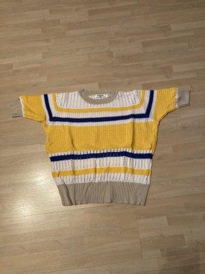 Sweewe Crochet Shirt multicolored