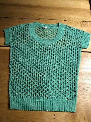 Esprit Gehaakt shirt groen
