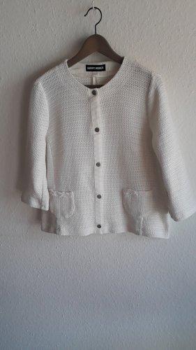Gerry Weber Shirt Jacket cream-natural white mixture fibre