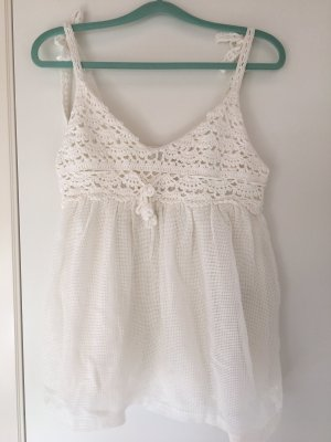 Max & Co. Knitted Top white