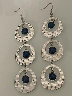 Bijou Brigitte Dangle silver-colored-turquoise