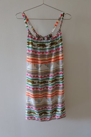 H&M Vestido playero multicolor Viscosa