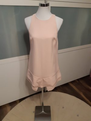 Finders Keepers Babydoll Dress pink polyester