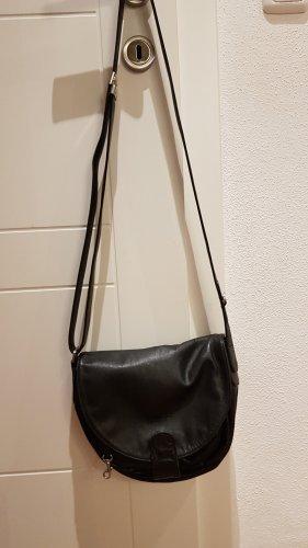 Bree Gekruiste tas zwart