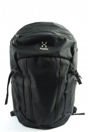 Haglöfs Laptop Backpack black casual look