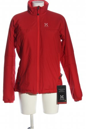 Haglöfs Steppjacke rot Casual-Look