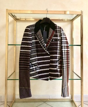 Haider ackermann Blazer Tweed multicolor
