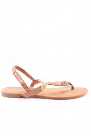 Haily's Dianette Sandals brown casual look