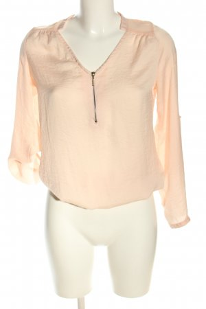 Haily's Langarm-Bluse pink Casual-Look