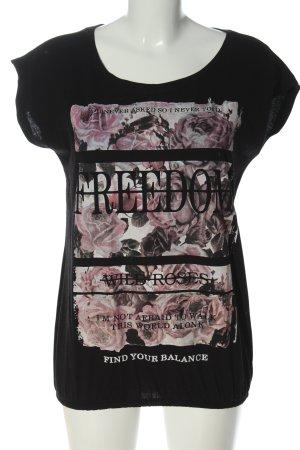 Haily's Print-Shirt