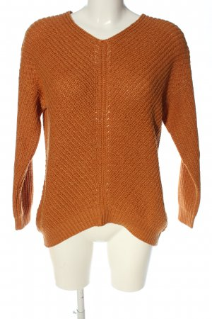 Haily's V-Ausschnitt-Pullover