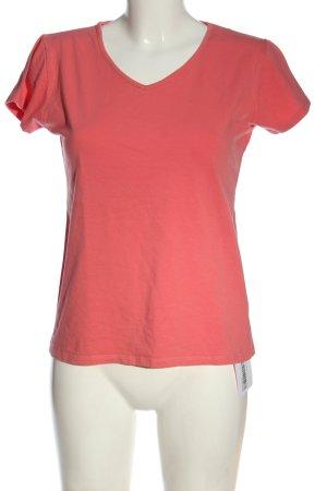 Haily's V-Ausschnitt-Shirt