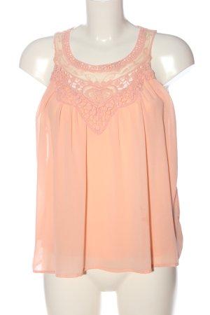 Hailys ärmellose Bluse pink Casual-Look