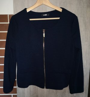 Hailys Shirtjack donkerblauw