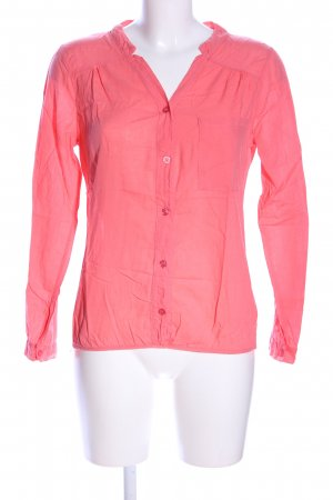 Hailys Hemd-Bluse pink Casual-Look