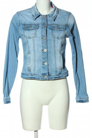 Hailys Jeansjacke blau Casual-Look