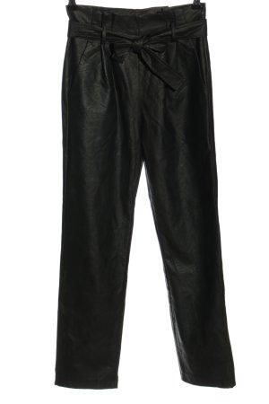 Hailys Pantalon fuselé noir style décontracté