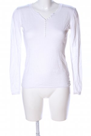 Hailys Manica lunga bianco stile casual