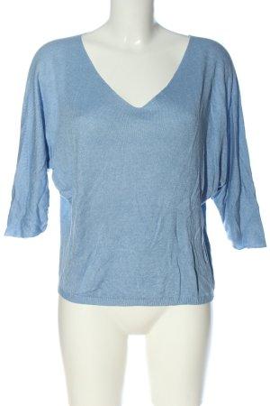 Hailys Longsleeve blau Casual-Look