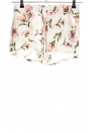 Hailys Shorts Allover-Druck Casual-Look