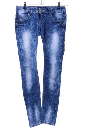 Hailys Skinny Jeans blau Casual-Look