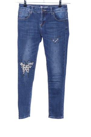 Hailys Jeans skinny blu stile casual