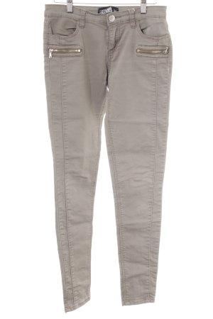 Hailys Skinny Jeans grau Casual-Look