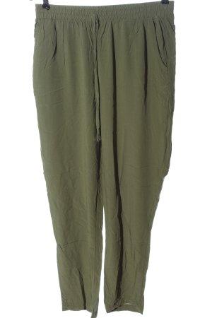 Hailys Pantalone jersey cachi stile casual