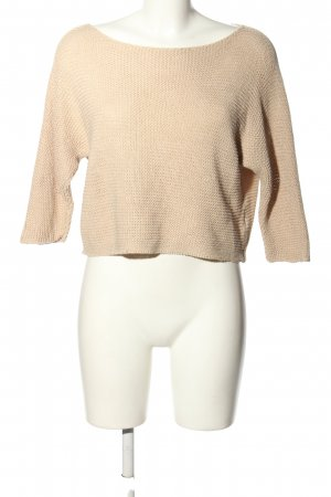 Hailys Strickpullover nude Casual-Look