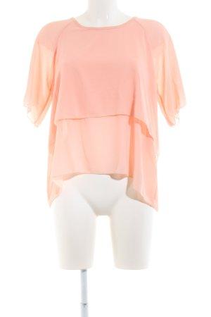 Hailys Transparenz-Bluse pink Elegant