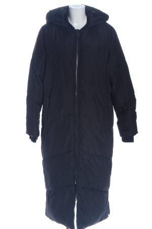 Hailys Winterjacke blau Steppmuster Casual-Look