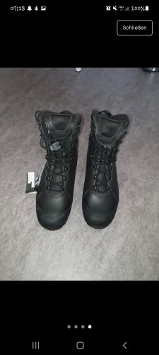 Haix Winter boots zwart
