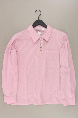 hajo Langarmbluse Größe 44 neu mit Etikett pink aus Baumwolle