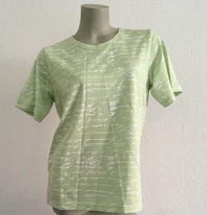 Hajo Mikrofaser T-Shirt Gr. M hellgrün