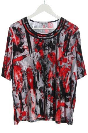 Hajo T-Shirt abstraktes Muster Casual-Look