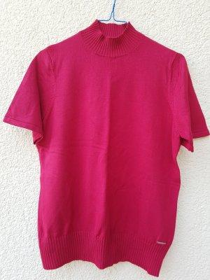 halbarm Pullover rot