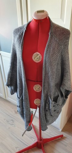 Tally Weijl Short Sleeve Knitted Jacket multicolored mixture fibre