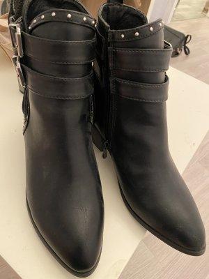 DeeZee Botas bajas negro
