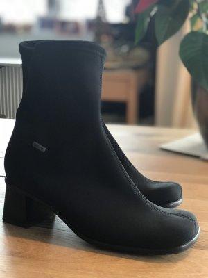 Högl Halfhoge laarzen zwart