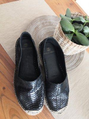 Zapatos Mary Jane negro