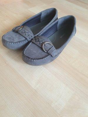 Chaussures Mary Jane bleu azur