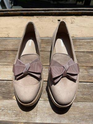 Deichmann Slip-on Shoes pink