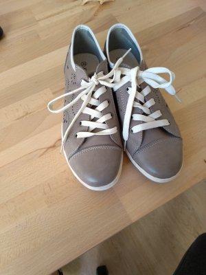 Supremo Zapatos brogue marrón grisáceo